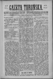 Gazeta Toruńska 1876, R. 10 nr 71