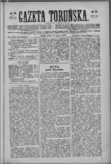 Gazeta Toruńska 1876, R. 10 nr 72