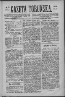 Gazeta Toruńska 1876, R. 10 nr 73