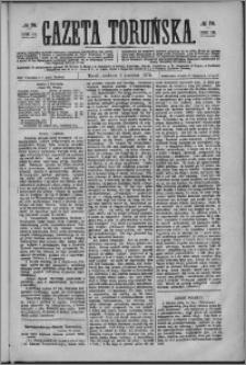 Gazeta Toruńska 1876, R. 10 nr 76