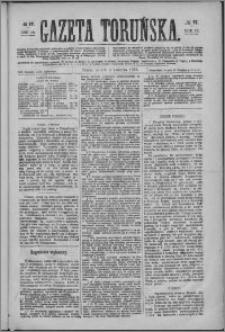 Gazeta Toruńska 1876, R. 10 nr 77