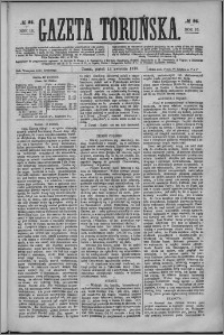 Gazeta Toruńska 1876, R. 10 nr 86