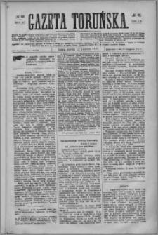 Gazeta Toruńska 1876, R. 10 nr 87