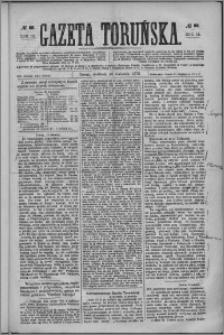 Gazeta Toruńska 1876, R. 10 nr 88