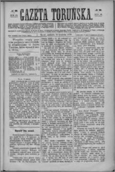 Gazeta Toruńska 1876, R. 10 nr 99