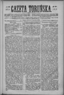 Gazeta Toruńska 1876, R. 10 nr 125