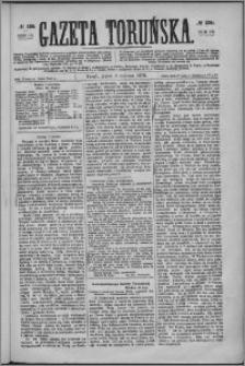 Gazeta Toruńska 1876, R. 10 nr 126
