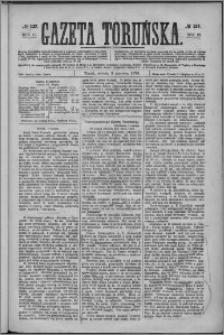 Gazeta Toruńska 1876, R. 10 nr 127
