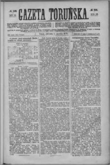 Gazeta Toruńska 1876, R. 10 nr 128