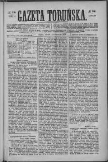 Gazeta Toruńska 1876, R. 10 nr 134