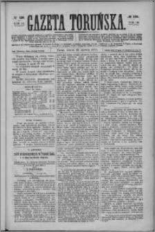 Gazeta Toruńska 1876, R. 10 nr 139