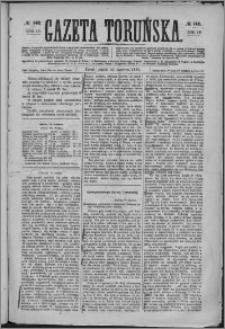 Gazeta Toruńska 1876, R. 10 nr 142