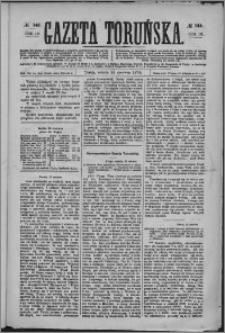 Gazeta Toruńska 1876, R. 10 nr 143