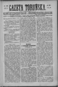 Gazeta Toruńska 1876, R. 10 nr 146