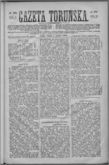 Gazeta Toruńska 1876, R. 10 nr 174