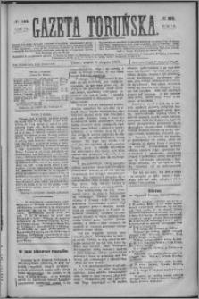 Gazeta Toruńska 1876, R. 10 nr 180