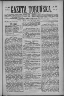 Gazeta Toruńska 1876, R. 10 nr 184