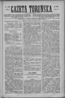 Gazeta Toruńska 1876, R. 10 nr 194