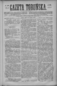 Gazeta Toruńska 1876, R. 10 nr 195