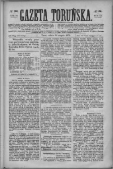 Gazeta Toruńska 1876, R. 10 nr 196