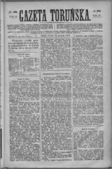 Gazeta Toruńska 1876, R. 10 nr 198