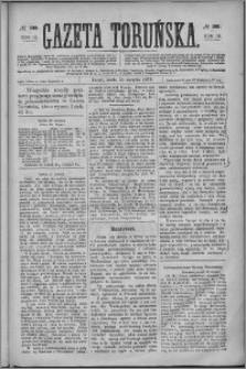 Gazeta Toruńska 1876, R. 10 nr 199