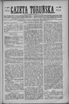 Gazeta Toruńska 1876, R. 10 nr 200