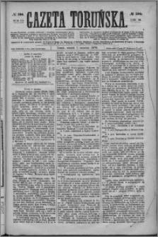 Gazeta Toruńska 1876, R. 10 nr 204