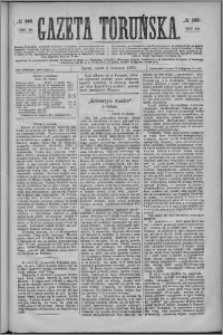 Gazeta Toruńska 1876, R. 10 nr 205
