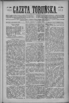 Gazeta Toruńska 1876, R. 10 nr 206