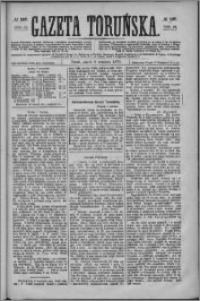 Gazeta Toruńska 1876, R. 10 nr 207