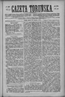 Gazeta Toruńska 1876, R. 10 nr 213