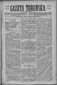 Gazeta Toruńska 1876, R. 10 nr 214