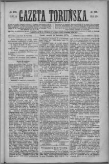 Gazeta Toruńska 1876, R. 10 nr 222
