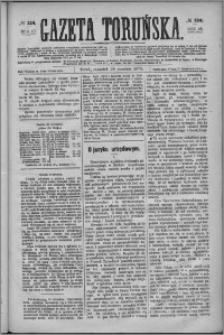 Gazeta Toruńska 1876, R. 10 nr 224
