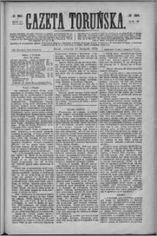 Gazeta Toruńska 1876, R. 10 nr 265