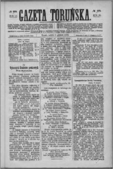 Gazeta Toruńska 1876, R. 10 nr 279