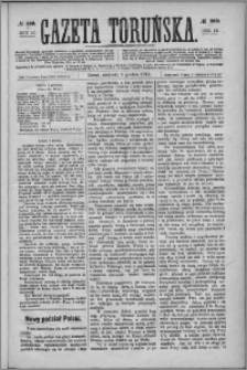 Gazeta Toruńska 1876, R. 10 nr 280