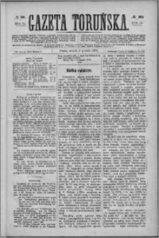 Gazeta Toruńska 1876, R. 10 nr 281