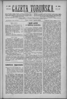 Gazeta Toruńska 1876, R. 10 nr 282