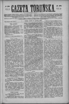 Gazeta Toruńska 1876, R. 10 nr 290