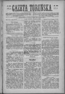 Gazeta Toruńska 1876, R. 10 nr 291