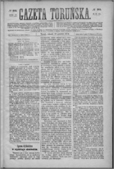 Gazeta Toruńska 1876, R. 10 nr 292