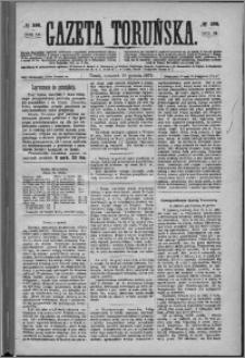 Gazeta Toruńska 1876, R. 10 nr 298