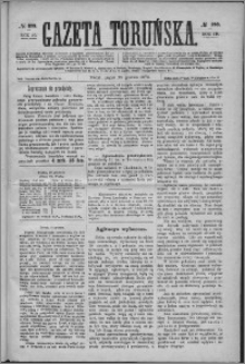 Gazeta Toruńska 1876, R. 10 nr 299