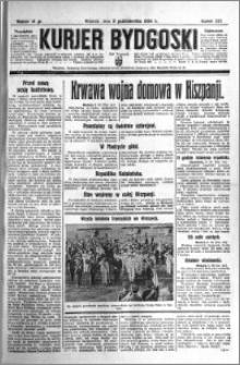 Kurjer Bydgoski 1934.10.09 R.13 nr 231