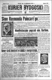 Kurjer Bydgoski 1934.10.16 R.13 nr 237