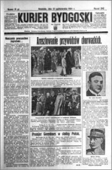 Kurjer Bydgoski 1934.10.21 R.13 nr 242