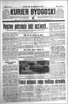 Kurjer Bydgoski 1934.10.23 R.13 nr 243