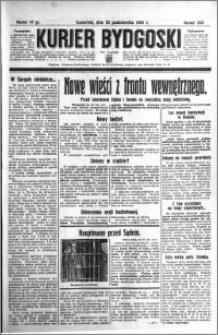 Kurjer Bydgoski 1934.10.25 R.13 nr 245